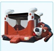 15x15 Beagle Bounce House