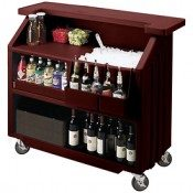 6 foot rolling bar