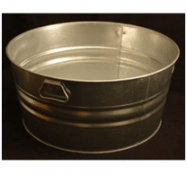 Galvanized Aluminum Beverage Tub